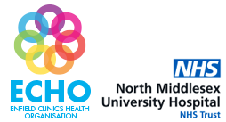 Echo Sexual Health Clinicis Mobile Logo