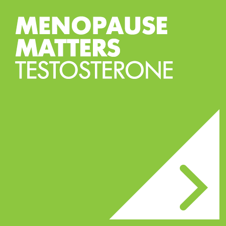 menopause testosterone