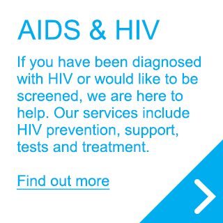 Hiv & Aids service link
