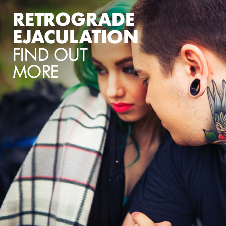 retrograde ejaculation