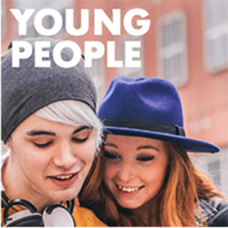 Young peoples health service link